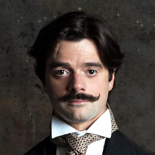 Edmond Rostand (Guillaume Sentou, nommé pour la révélation masculine)