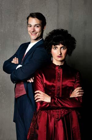 Eric Pucheu et Fabienne Galula